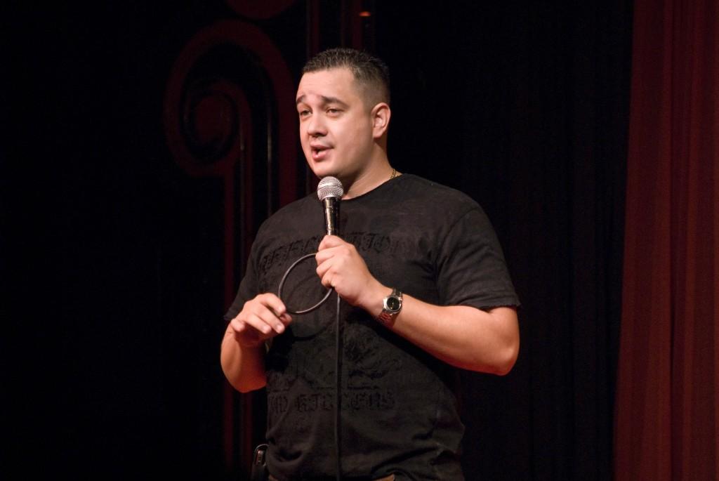 Rick Martinez comedy