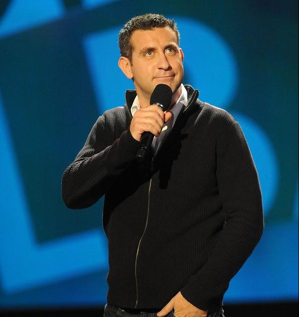 Rory Albanese comedian