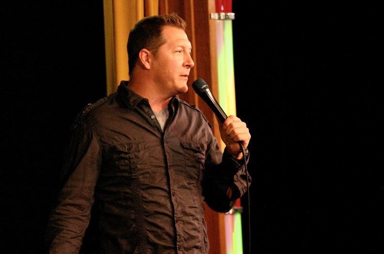 Scott Henry comedy