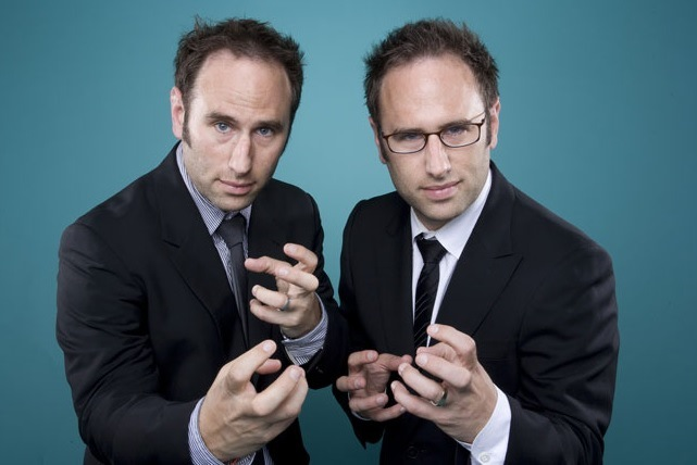 Sklar Brothers comedy