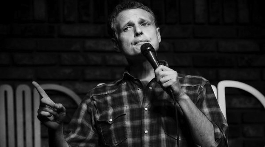 Murray Valeriano comedian