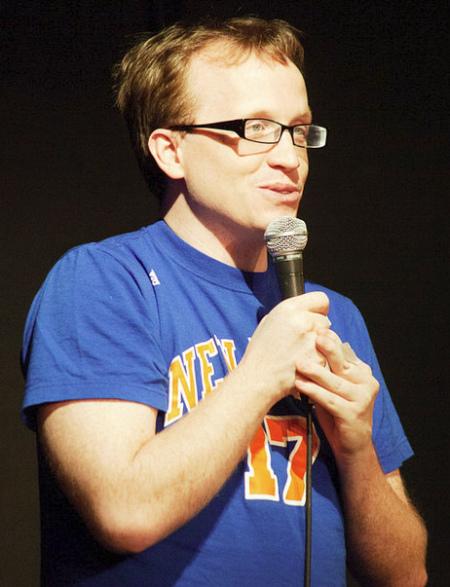 Chris Gethard comedian