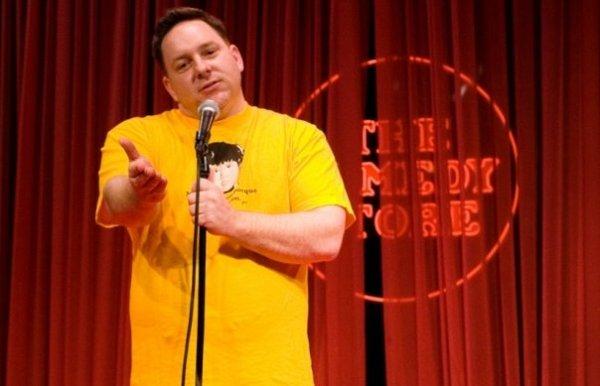 Jeff Richards comedy