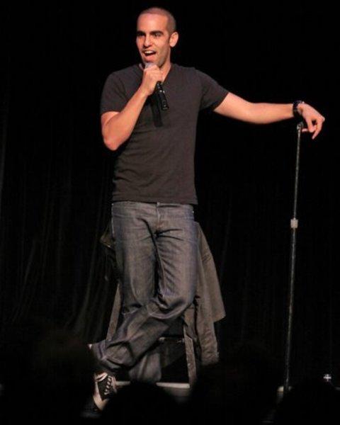 Dan Ahdoot comedian