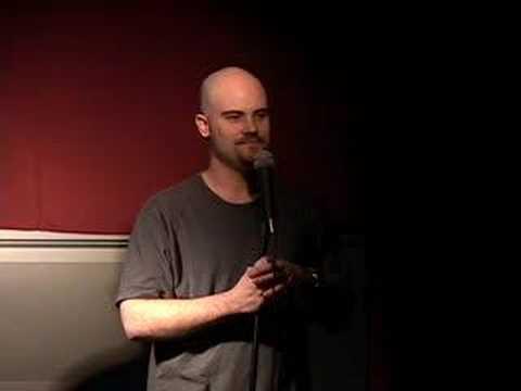 Jamie Morgan comedy