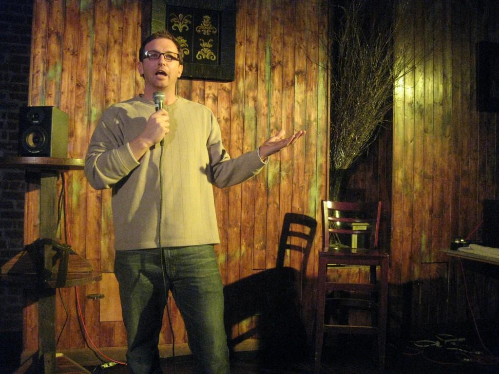 Charlie Gaeta comedian