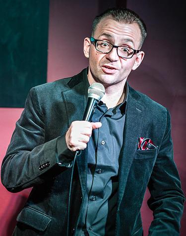 Joe DeVito comedy