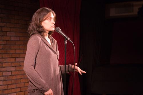 Julie Kottakis comedian