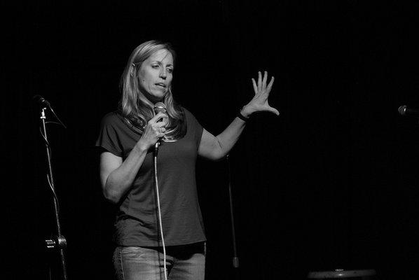 Laurie Kilmartin comedy