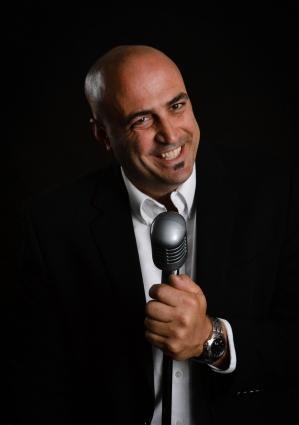 Mike Koutrobis comedian