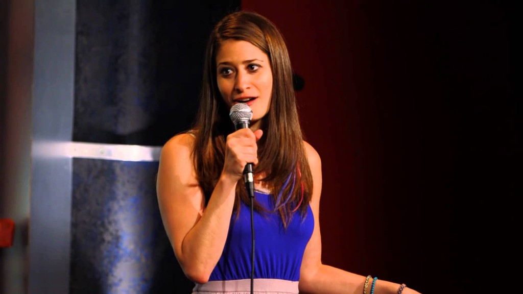 Kate Wolff comedian