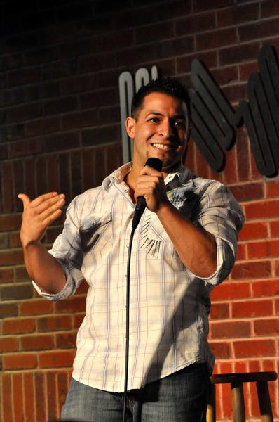 Mike Cano comedian