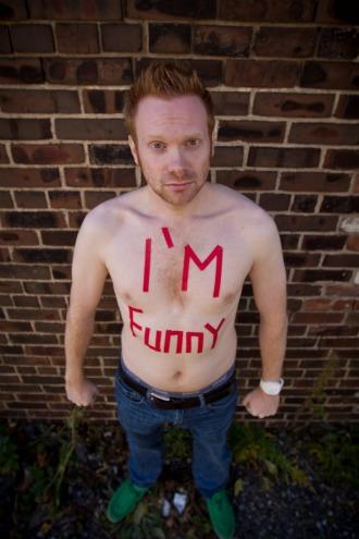 Nathan Macintosh comedy