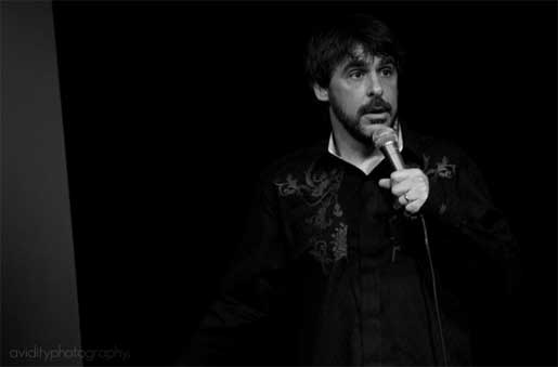 Tom Simmons comedy
