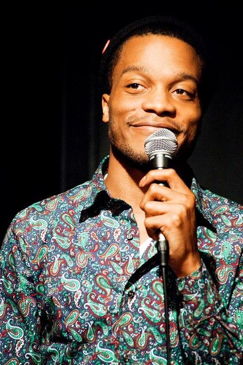 Jermaine Fowler comedy