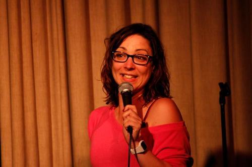 Kelly Fastuca comedian