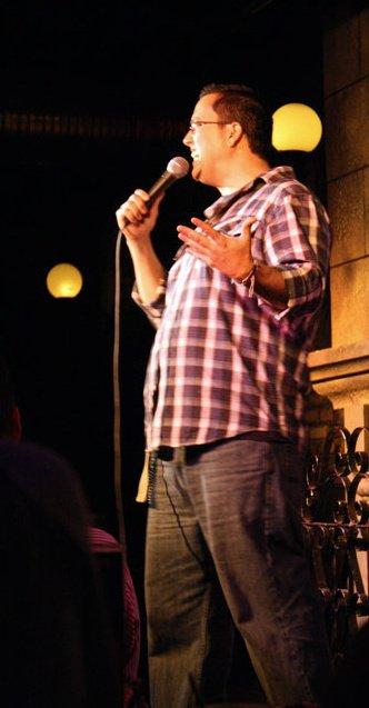 Oni Perez comedian