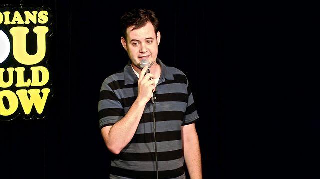 Kevin McCaffrey comedian