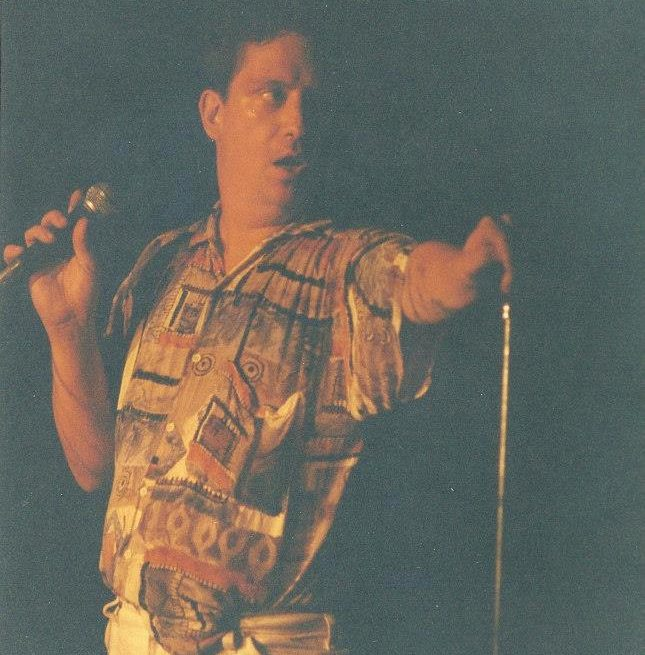 Mike Bocchetti Comedian