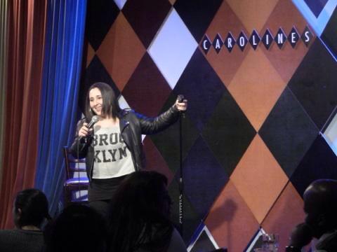 Robyn Schall Comedian