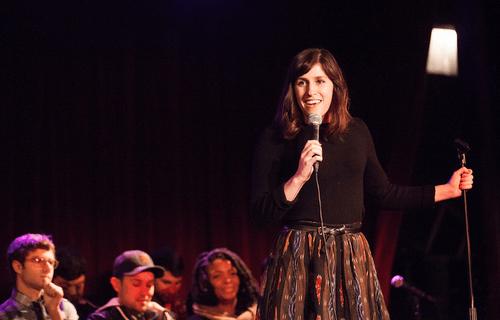 Emmy Blotnick comedian