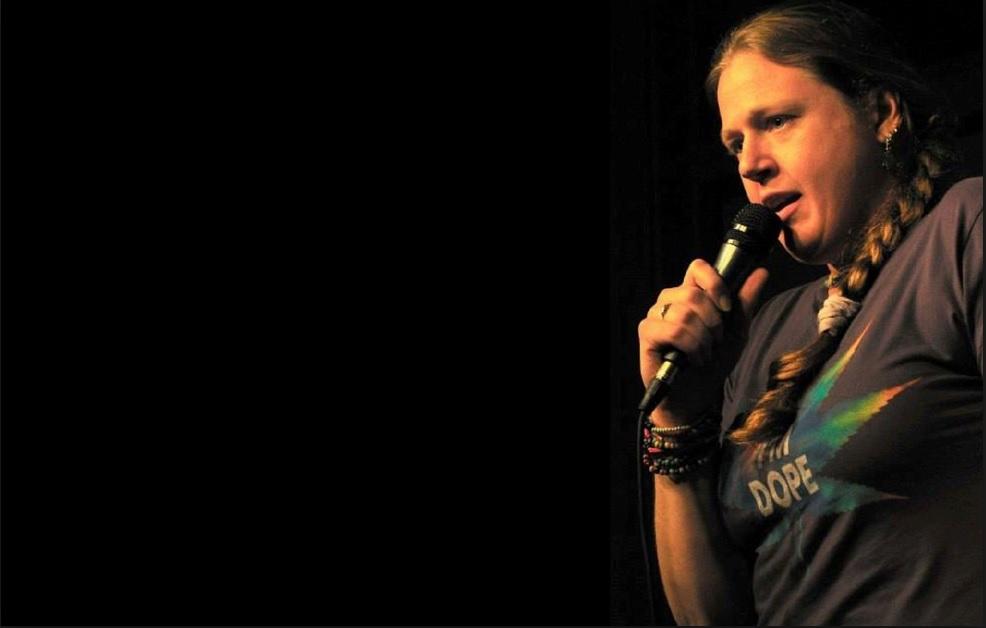 Hailey Boyle Comedian