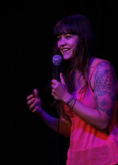 Sue Smith comedian