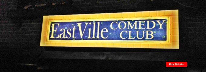 Eastville Comedy Club tickets