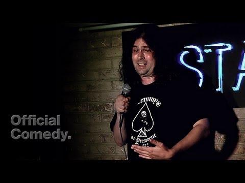 Nathan Rand comedian