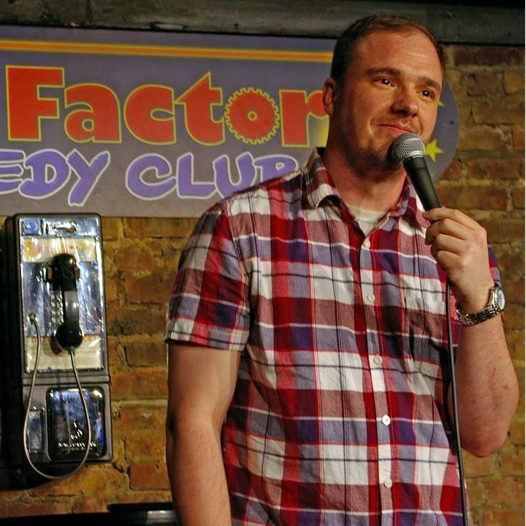Paul Spratt Comedian