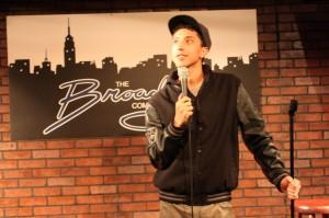 Jason Szkup Broadway Comedy Club