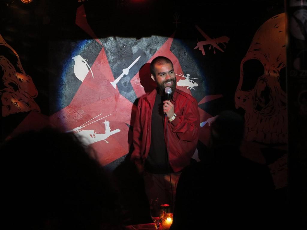 Rojo Perez Comedian