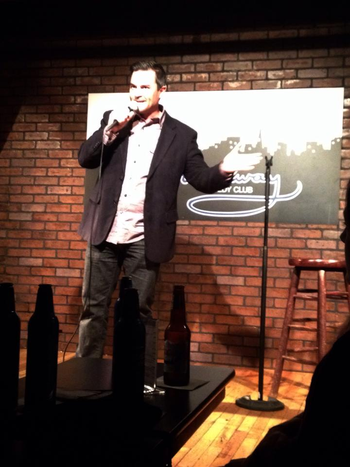 Tim Rerucha Comedian