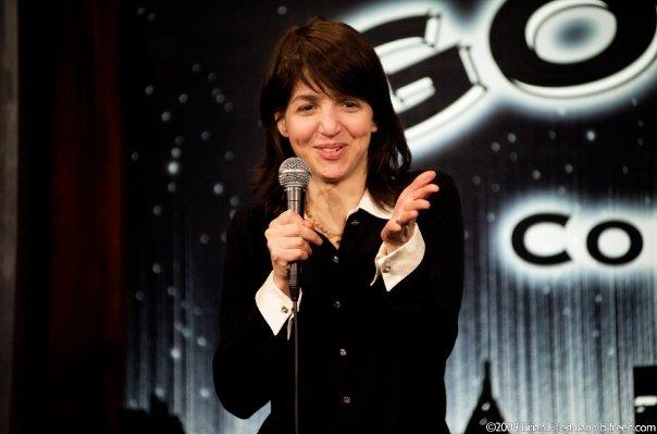 Karen Bergreen Comedian