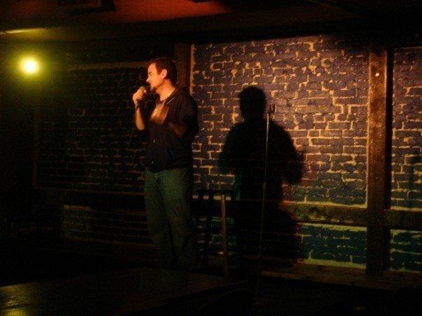 Justin Murray Comedian