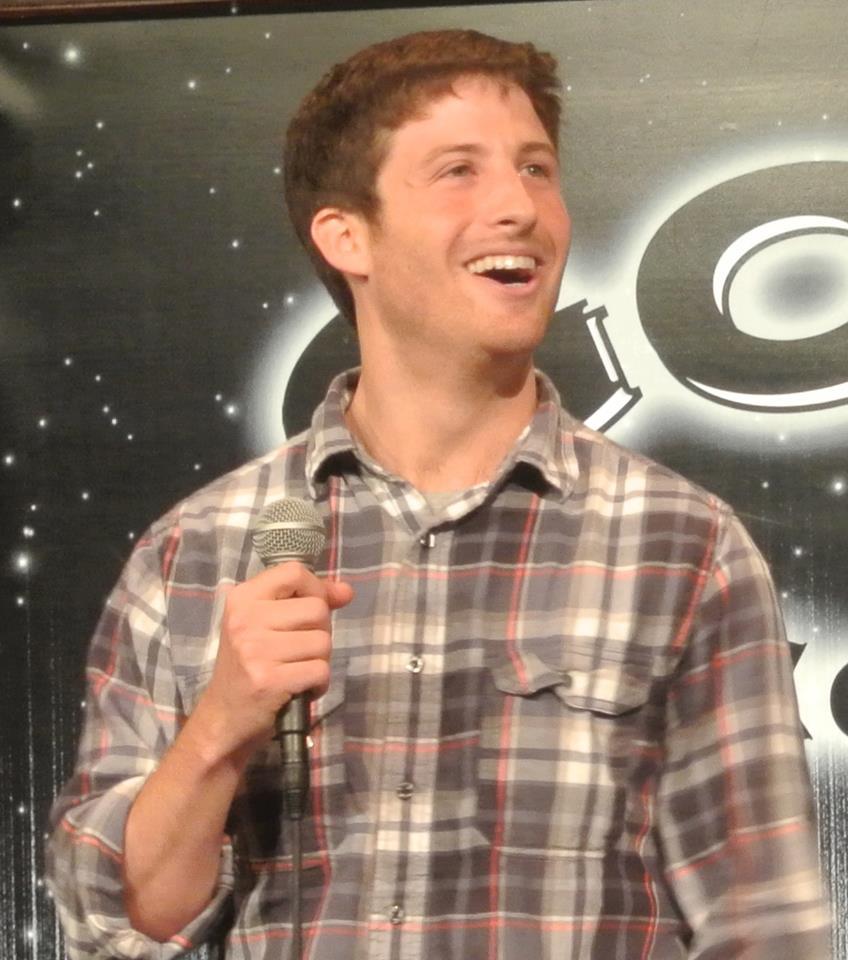 Jeremy Pinsly Comedian