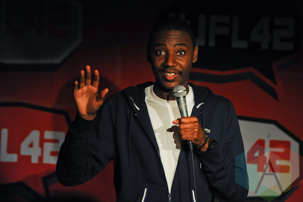 Jerrod Carmichael Comedian