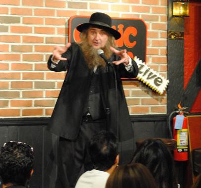 Raymond The Amish Comic Comedian
