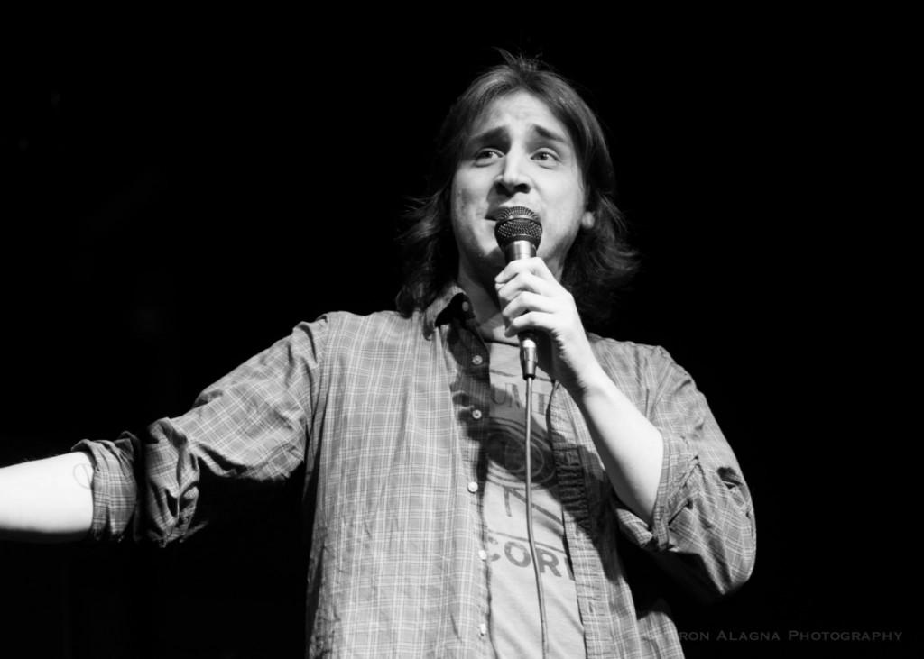 Jason Saenz Comedian