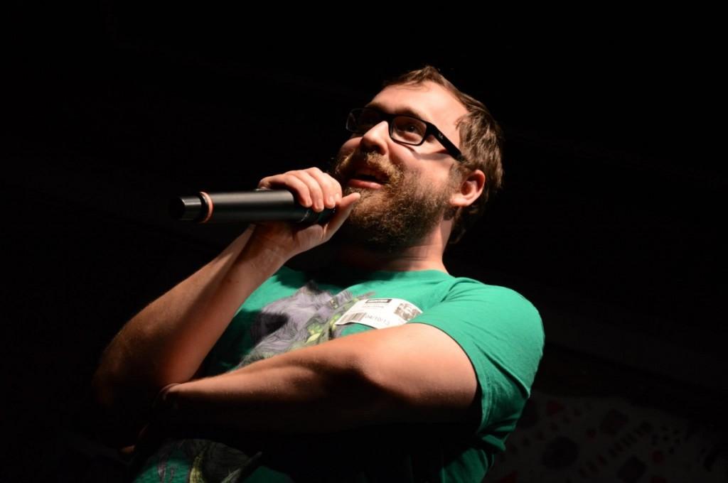 Lucas Connolly Comedian
