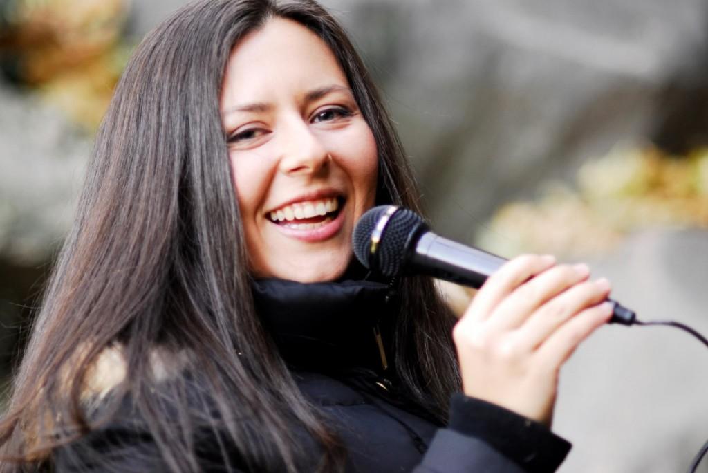 Vicky Kuperman Comedian