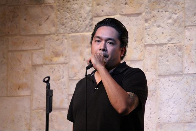 Gerald Torregosa Comedian