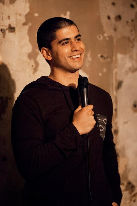 Adam Mamawala comedian