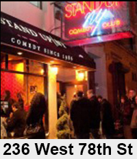 stand up ny comedy club
