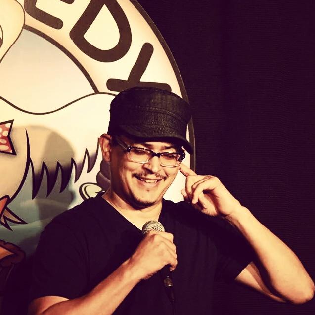 Carlos Vera comedian