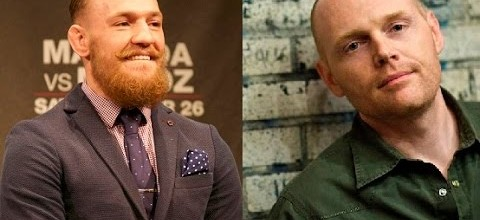 bill burr vs conor mcgregor