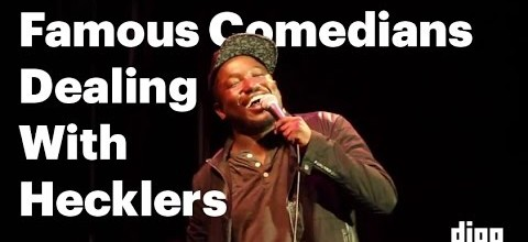 comedian vs heckler