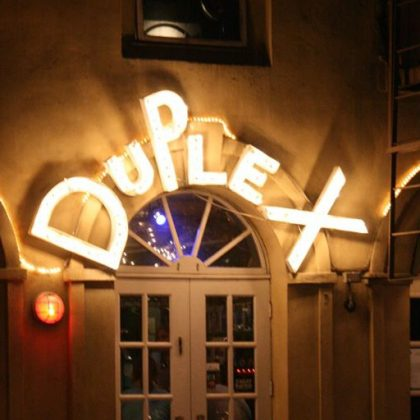 The duplex nyc