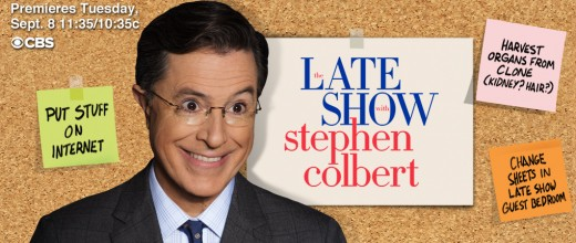 colbert late night