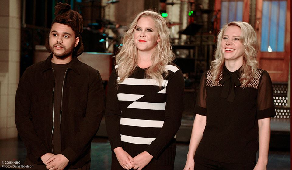 Amy Schumer & The Weeknd's SNL